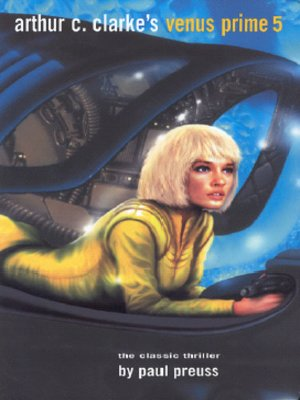 cover image of Arthur C. Clarke's Venus Prime 5
