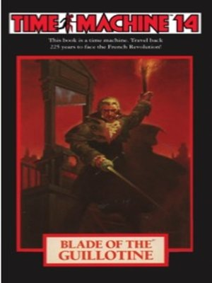 cover image of Blade of the Guillotine