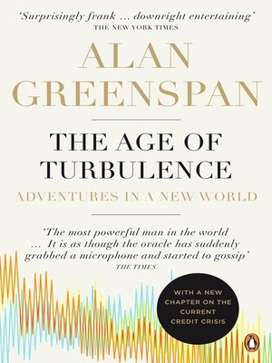 cover image of The Age of Turbulence