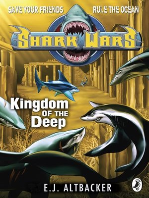 cover image of Kingdom of the Deep