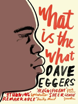 cover image of What is the What