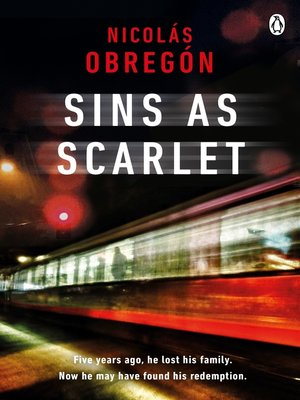cover image of Sins As Scarlet