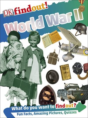 cover image of DKfindout! World War II