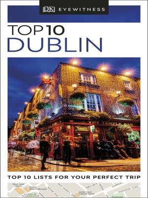 cover image of Top 10 Dublin