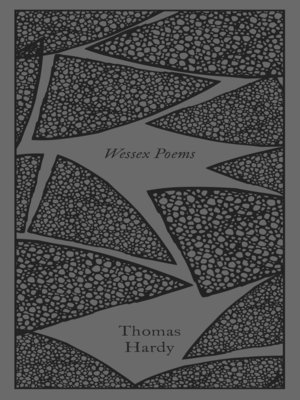 cover image of Wessex Poems and Other Verses