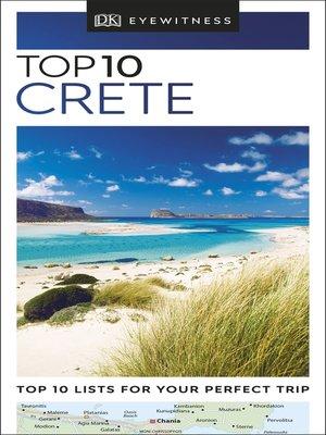 cover image of Top 10 Crete
