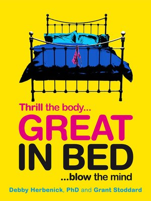 cover image of Great in Bed