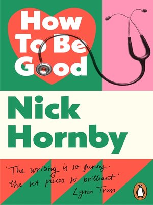 cover image of How to be Good