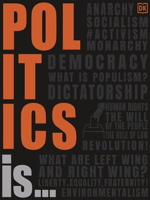 cover image of Politics Is...