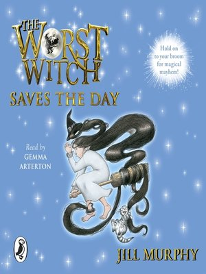 cover image of The Worst Witch Saves the Day