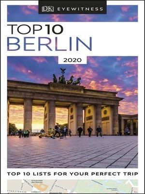 cover image of DK Eyewitness Top 10 Berlin