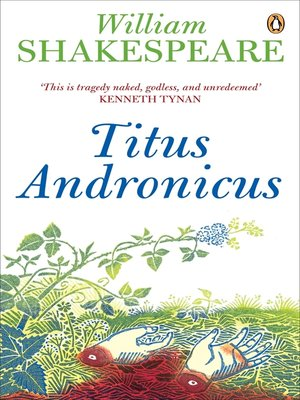 cover image of Titus Andronicus