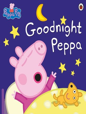 cover image of Goodnight Peppa