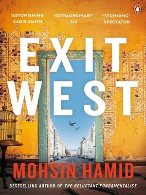 cover image of Exit West
