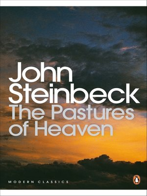 cover image of The Pastures of Heaven