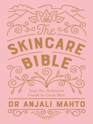 cover image of The Skincare Bible