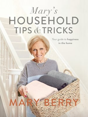 cover image of Mary's Household Tips and Tricks