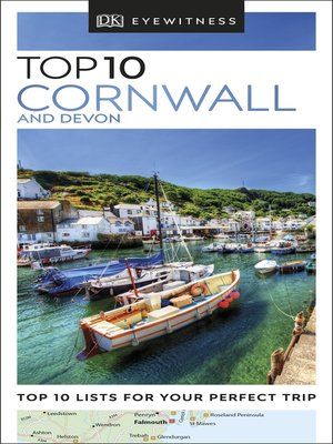 cover image of Top 10 Cornwall and Devon