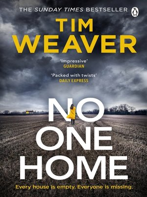 cover image of No One Home