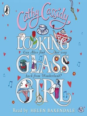 cover image of Looking Glass Girl