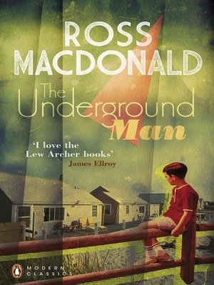 cover image of The Underground Man