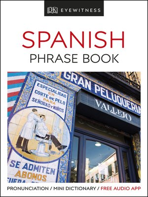 cover image of Eyewitness Travel Phrase Book Spanish