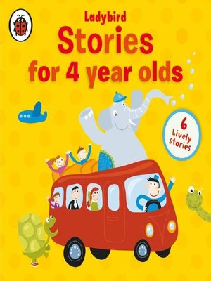 cover image of Stories for Four-year-olds