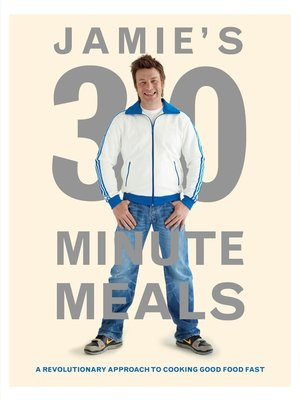 cover image of Jamie's 30-Minute Meals