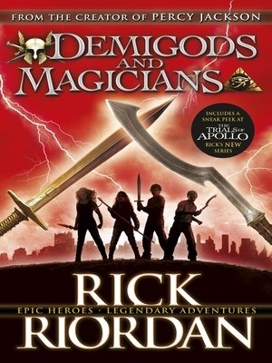 cover image of Demigods and Magicians