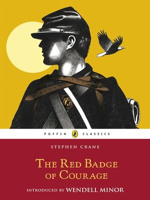 cover image of Red Badge of Courage (Puffin Classics Relaunch)