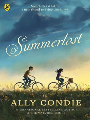 cover image of Summerlost