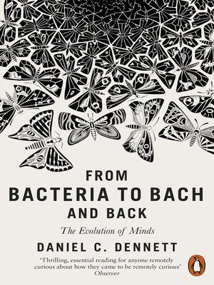 cover image of From Bacteria to Bach and Back