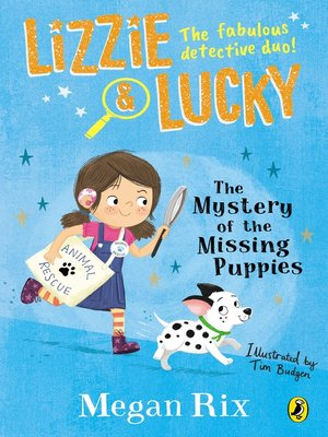 cover image of Lizzie and Lucky