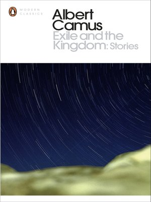 cover image of Exile and the Kingdom
