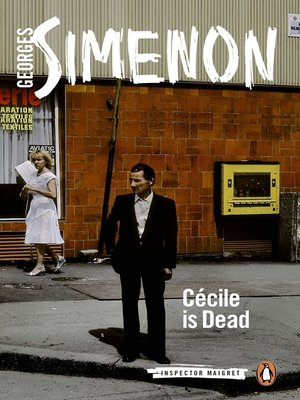 cover image of Cécile is Dead