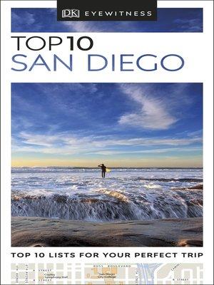 cover image of DK Eyewitness Top 10 San Diego