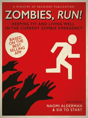 cover image of Zombies, Run!