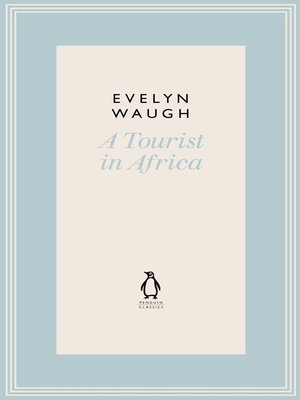 cover image of A Tourist in Africa (21)