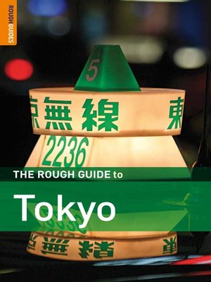 cover image of The Rough Guide to Tokyo