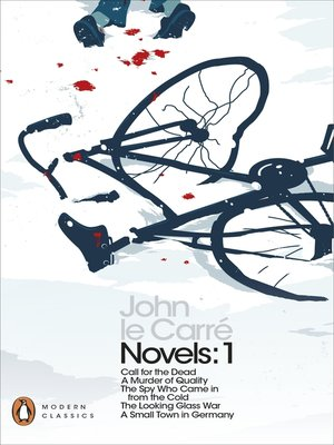 cover image of John le Carré, Novels, Volume 1