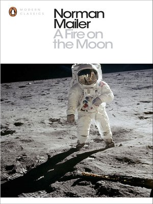 cover image of A Fire on the Moon