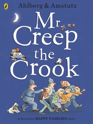 cover image of Mr Creep the Crook