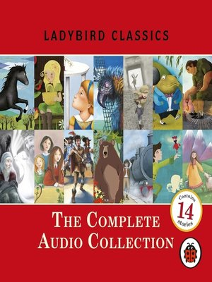 cover image of Ladybird Classics