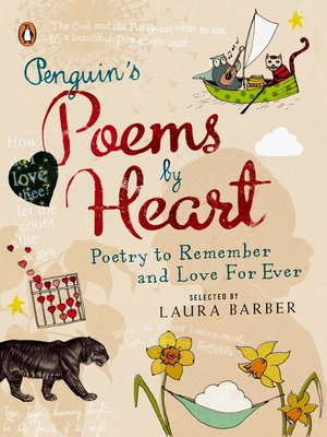 cover image of Penguin's Poems by Heart