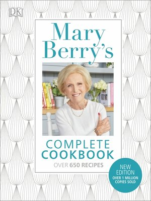 cover image of Mary Berry's Complete Cookbook