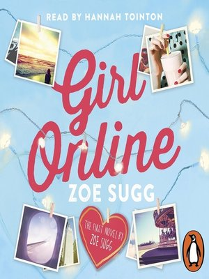 cover image of Girl Online Series, Book 1
