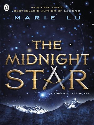 cover image of The Midnight Star