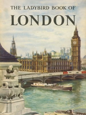 cover image of The Ladybird Book of London