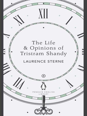 cover image of Tristram Shandy