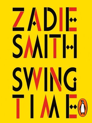 Image result for swing time by zadie smith